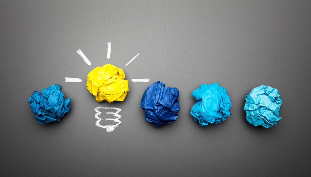 تا به حال فکر کردهاید که چقدر خلاق هستید؟;آزمون سنجش میزان خلاقیت