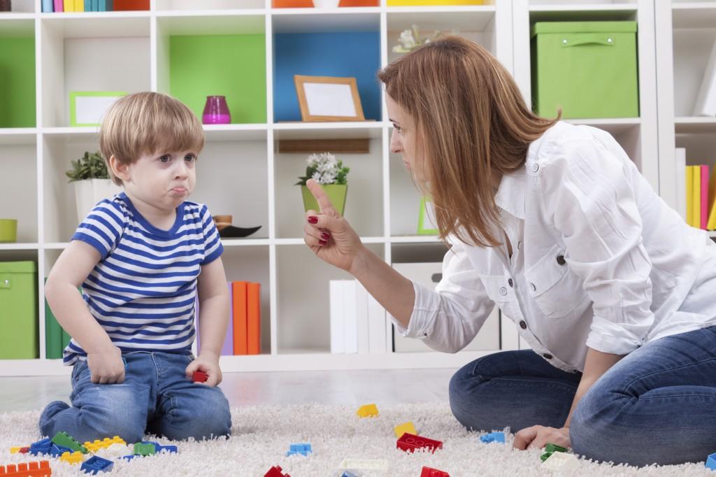 چطور نظم و انضباط کودکان را از کنترل خارج میکند!