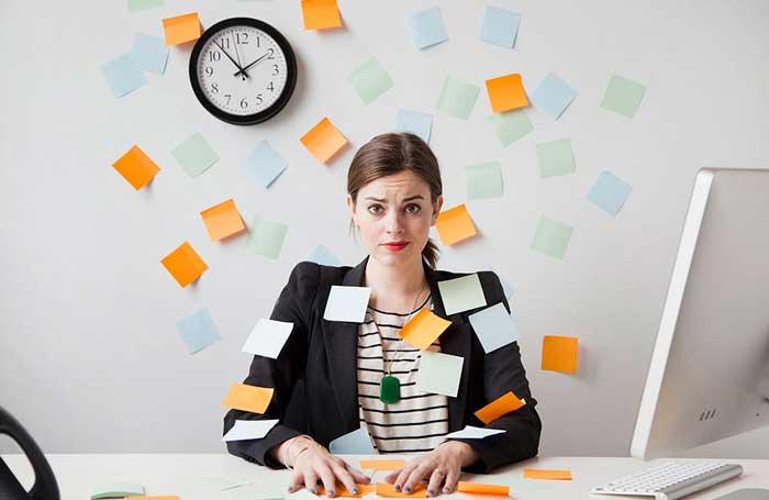 آزمون استرس شغلی HSE