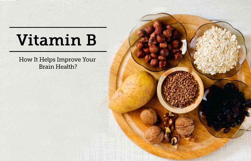 ویتامین ب