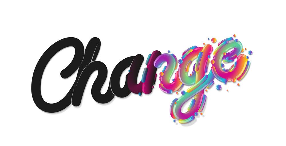 تغییر