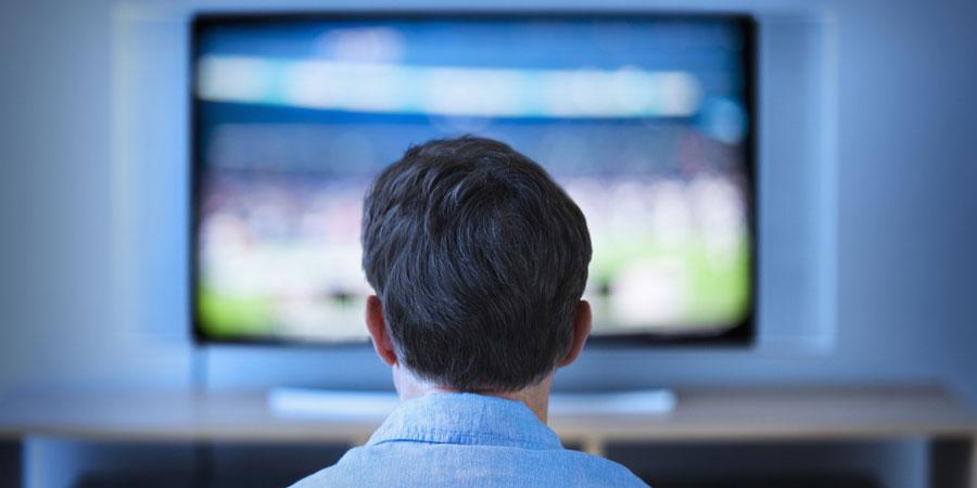 تلویزیون دیدن