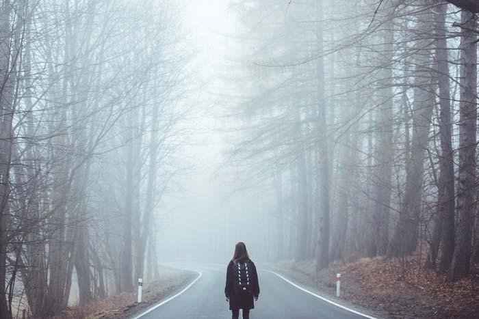 ترس از تنها ماندن