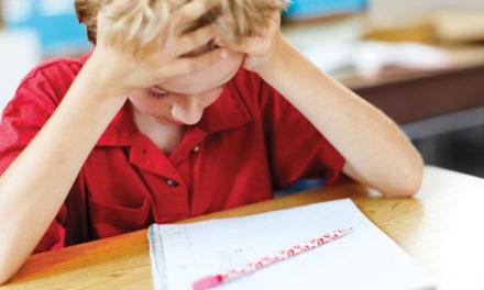 همه چیز درباره اختلالات یادگیری در کودکان