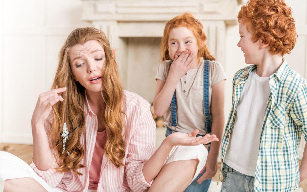 ۳ اشتباه رایج در پرورش فرزندان