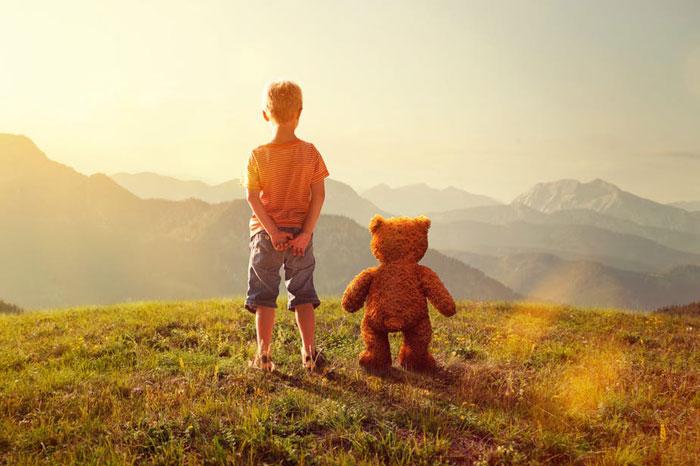 آیا داشتن دوست خیالی نگرانکننده است؟