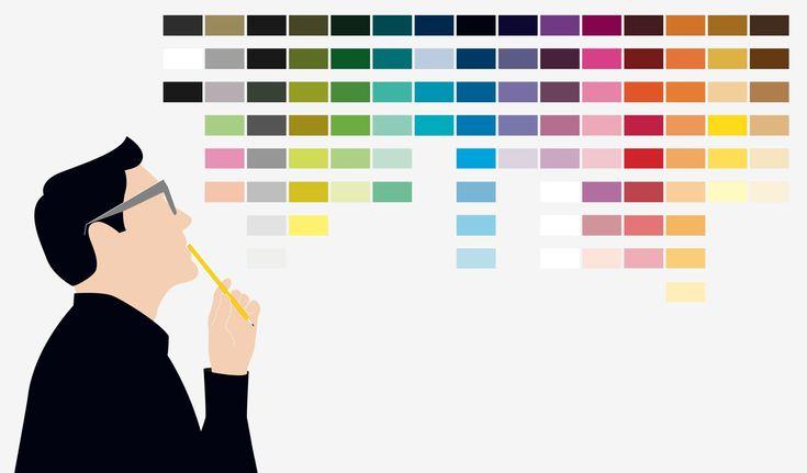 کاربرد نظریهی رنگها