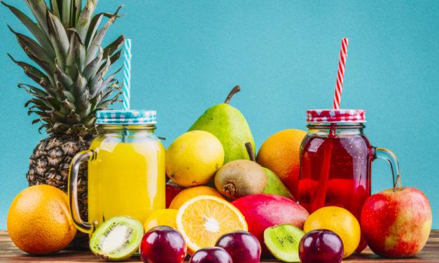 ۱۰ آبمیوه طبیعی که باعث تقویت سیستم ایمنی بدن میشود.
