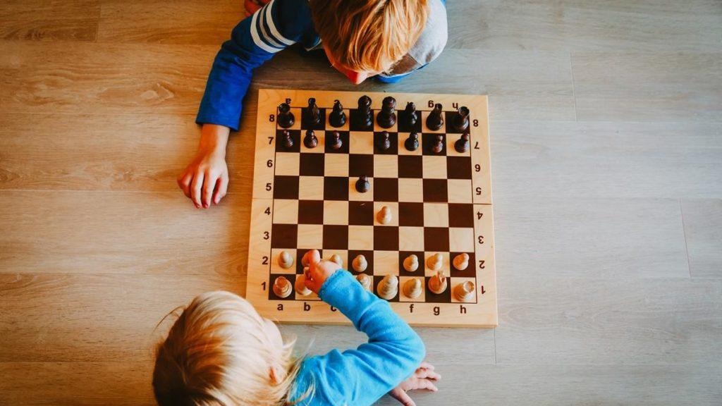 ۲. شطرنج موجب افزایش یادگیری در کودکان میشود.