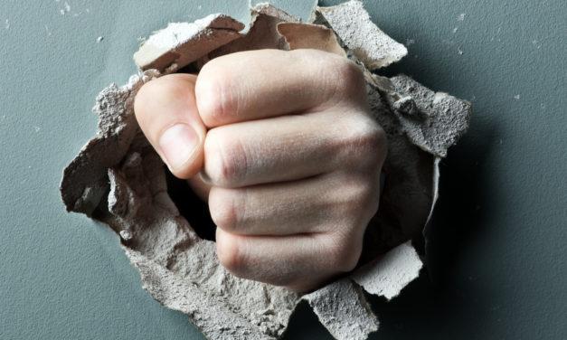 چند گام جهت مدیریت خشم