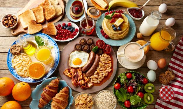 بهترین مواد مغذی برای یک صبحانه مفید و سالم