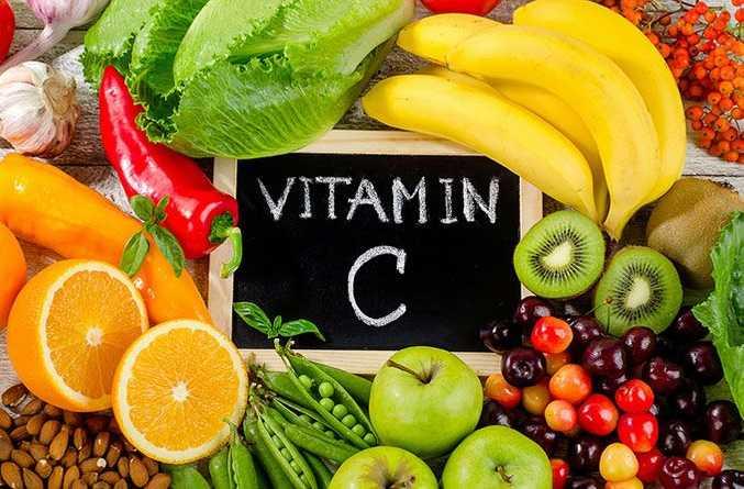 ۳. ویتامین C