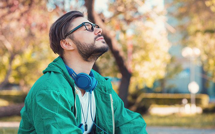 اندازهگیری استرس در مردها