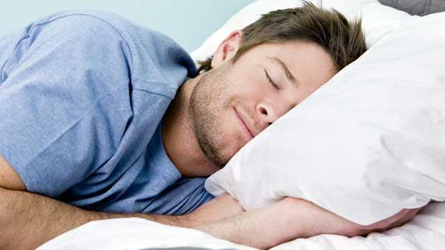 ۵. شبها به اندازهی کافی بخوابید.