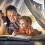 چگونه در ۱۰ گام ساده، کودکانی کتابخوان تربیت کنیم!