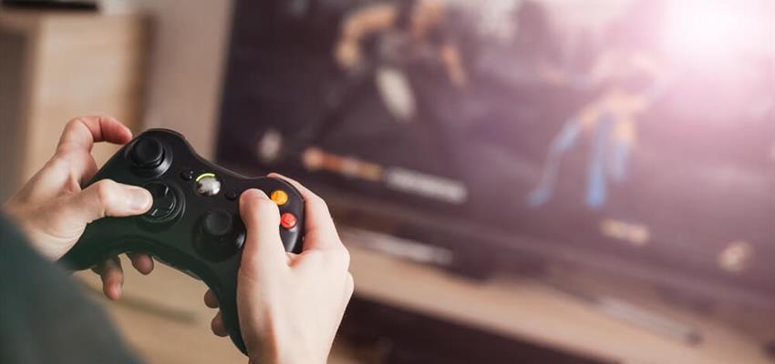 ۴. بازی های کامپیوتری مهارتهای دیداری را در شما تقویت میکنند.
