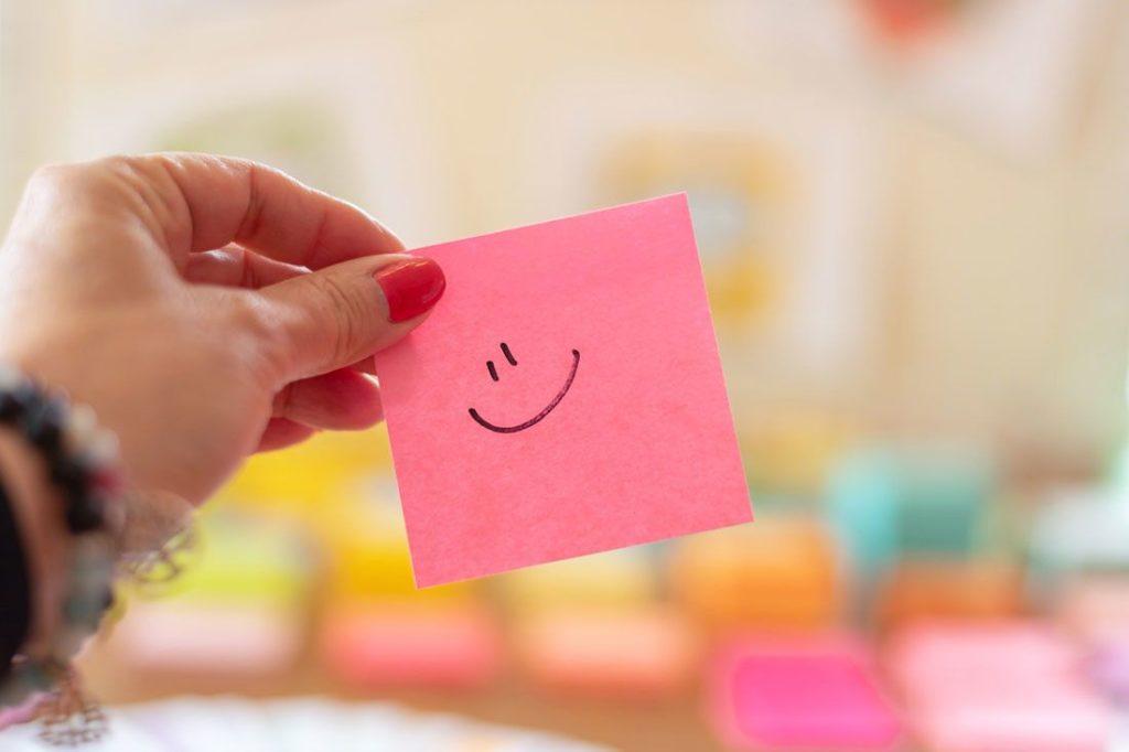 ۷. مثبت اندیشی