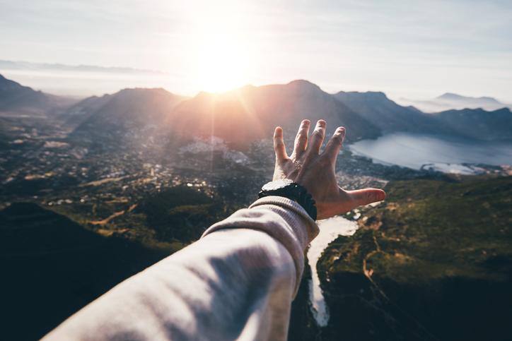 ۲. تلاش کنید با نیازهای خودتان روبهرو شوید.