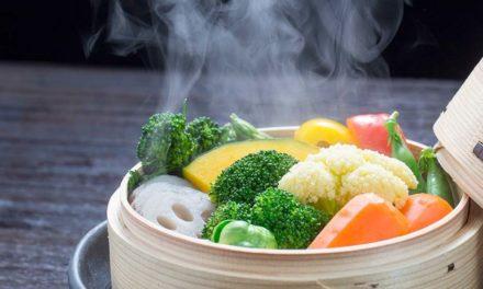 غذاهای بخارپز چه فوایدی دارد؟