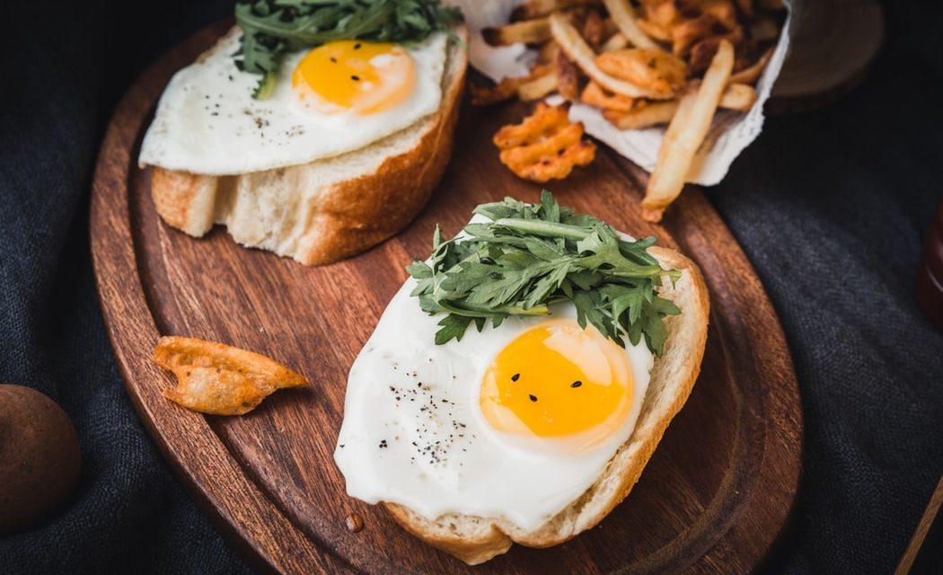 برنامه رژیم تخم مرغ و تاثیر آن بر کاهش وزن