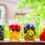۱۰ مدل دتاکس واتر برای حفظ سلامتی