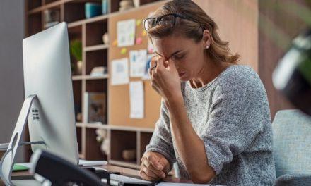 تأثیر استرس بر عملکرد شما در محیط کار