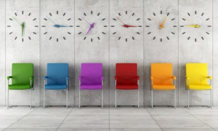 تاثیر رنگ محل کار در افزایش بهروری کارکنان