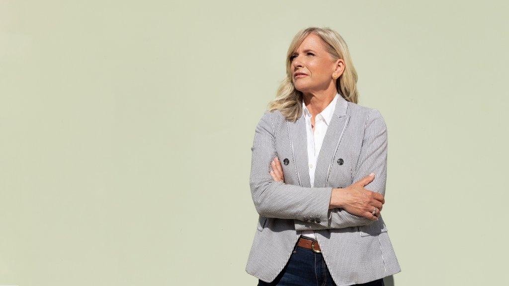 جین دیوید (Jeanne David) بنیانگذار و مدیرعامل اوتر آیل