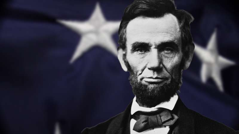 ۸. آبراهام لینکلن (Abraham Lincoln)
